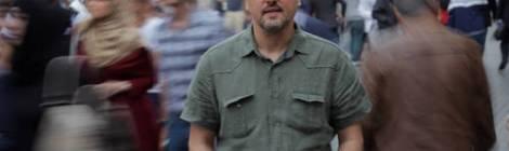 Ahmet Sik, vencedor do Prêmio Mundial de Liberdade de Imprensa UNESCO-Guillermo Cano 2014. Foto: UNESCO/CJFE